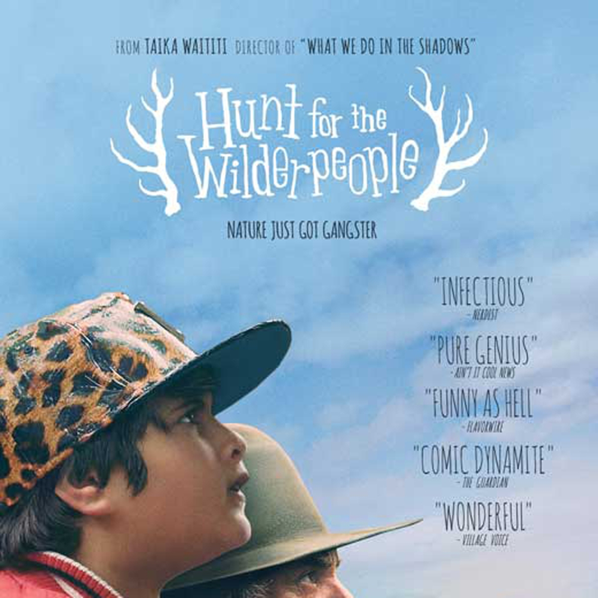 Hunt for The Wilderpeople – 14th of September2017