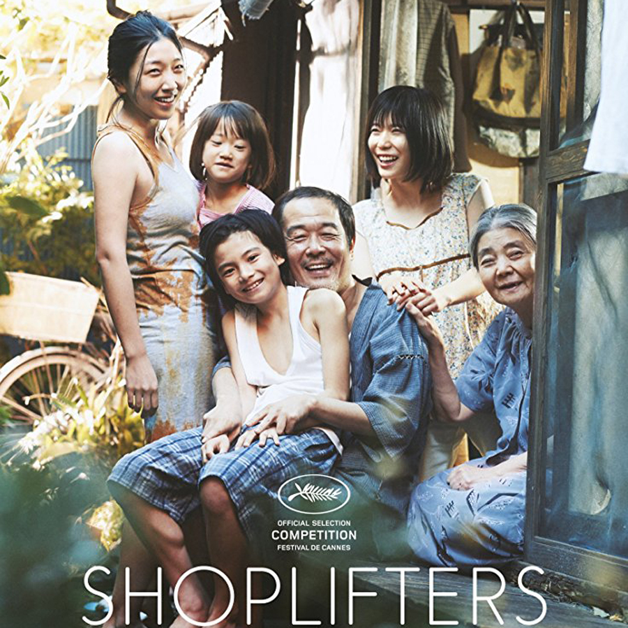 Shoplifters (Manbiki Kazoku) – 14th of March